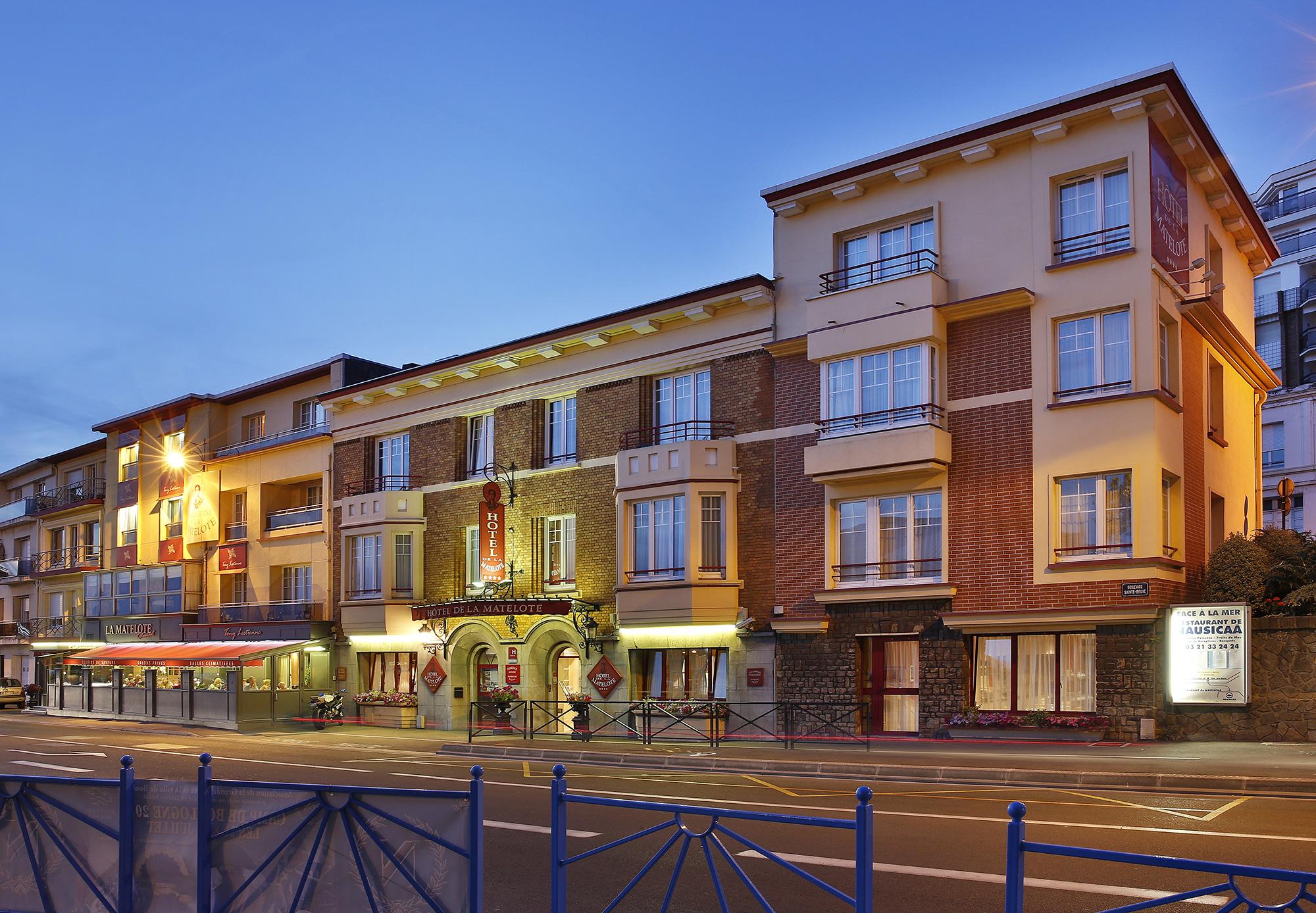 Hotel - La Matelote. Hôtel **** - Restaurant 1*Michelin